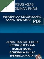 Ciri Kanak2 Pend Khas-2013