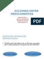 Clase 2 -Interacciones Odontologia Postgrado-2017