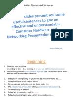 Presentation Tricks