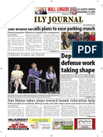 San Mateo Daily Journal 01-28-19 Edition