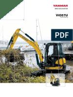 Yanmar ViO57U Brochure
