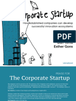 The Corporate Startup - Look Inside