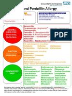 Penicillin Poster