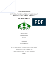 Disasterplan NurpadilaRamadanti 03013151 Fix