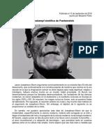 Chaoskampf científico de Frankenstein