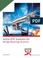 Fosroc Bridge Bearing and Joints Brochure