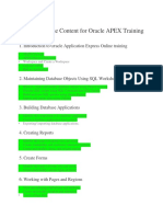Oracle APEX Training.docx