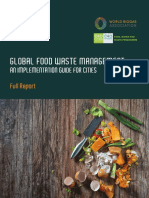 Global Food Waste Management Full Report PDF