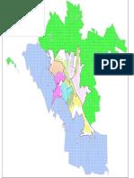 Harta circumscriptii municipiul Chisinau