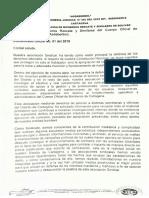 COMUNICADO SINDICATO BOMBEROS ASDEBERBOL