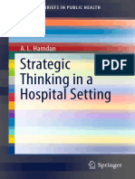 (SpringerBriefs in Public Health) A. L. Hamdan (auth.) - Strategic Thinking in a Hospital Setting-Springer International Publishing (2017).pdf