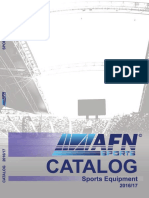 AFN SPORTS Catalog_Full Book 2016