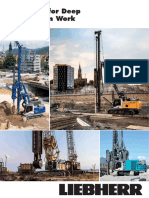 Liebherr Piling Rig_Catalogue