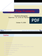 Traffic Flow Problems