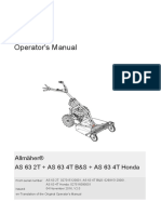 As 63 Operations Manual