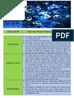 India Rupee Gains as Dollar Weakens Before Fed Meet