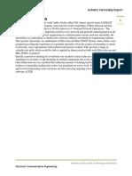 Industry internship report on ethiotelecom