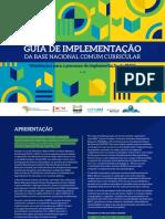 Guia de Implementacao Da Bncc 2018