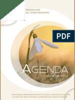 Comunità pastorale di Uggiate e Ronago - Agenda della settimana