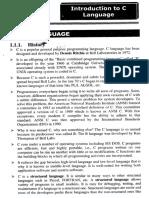 Bca c Language 1