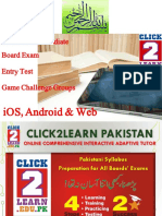 About Click 2 Learn