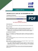 Código Penal - DL nº 2848 40