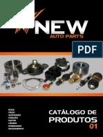 catalogo new auto parts
