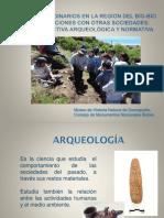 Pueblos Originarios en la Region Del Bo-Bo