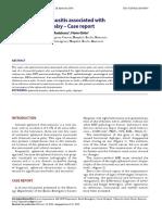 [23933356 - Romanian Journal of Rhinology] Sphenoid rhinosinusitis associated with abducens nerve palsy – Case report.pdf