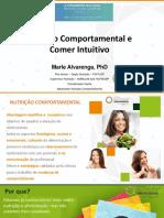 Nutrição Comportamental Comer Intuitivo Brochura
