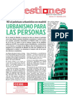 Pelotazo Urbanistico_Madrid (Trabajo de CCoo)