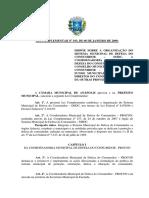 Lei comp. PROCON 193-2009