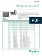 Model 4 Mcc Buckets_d Selector Guide - Schneider Price List