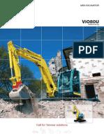 Yanmar VIO80U Brochure