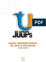 Regulamento Dos Juops 2017