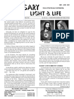 The Rosary, Light & Life - Rosary Confraternity Newsletter - Vol.60n3