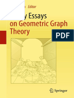 (Algorithms and combinatorics) János Pach (ed.)-Thirty Essays on Geometric Graph Theory-Springer (2013)
