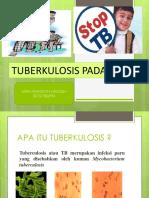 Penyuluhan TB puskesmas  Co Ass Unissula