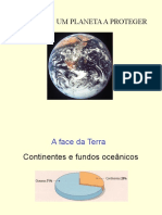 10.º Ano - A Terra, Um Planeta Único a Proteger