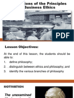 02.1 - Foundations of the Principles of Business Ethics
