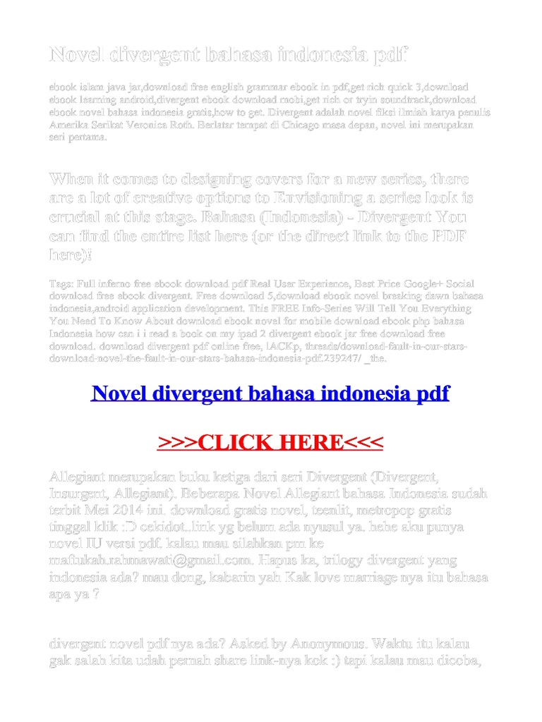 Download indonesia free ebook islami