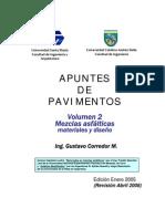 Apuntes Pavimentos Volumen 2 (Abril 2008)
