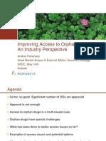 Improving Access to Orphan Drugs_EU_feb'10