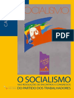O Socialismo nas Resoluções do PT