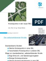 Knotenpunkte in Den Neuen RAL 2012