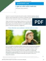 Cómo detectar qué un niño sufre maltrato.pdf