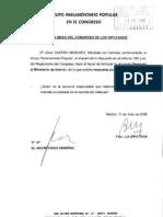 Ley Del Silencio El gobierno reconoce a Sanchez Manzano como responsable de las pruebas en el 11M