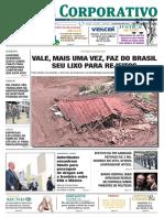 Jornal Corporativo de 28 de Janeiro de 2019 Edição_3041