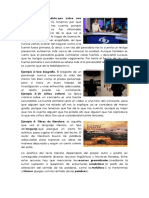 Ejemplos de Fuentes Secundarias