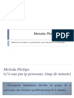 Metoda Philips 6 6